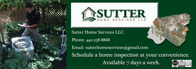 Sutter Home Inspections Cleveland