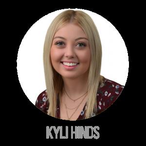 Kyli Hinds Marketing Coordinator